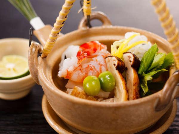 【和食会席料理(イメージ)】月会席