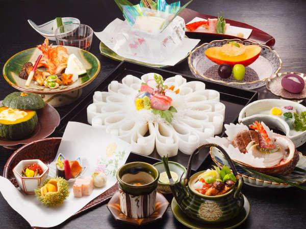 【和食会席料理(イメージ)】菊会席(秋)