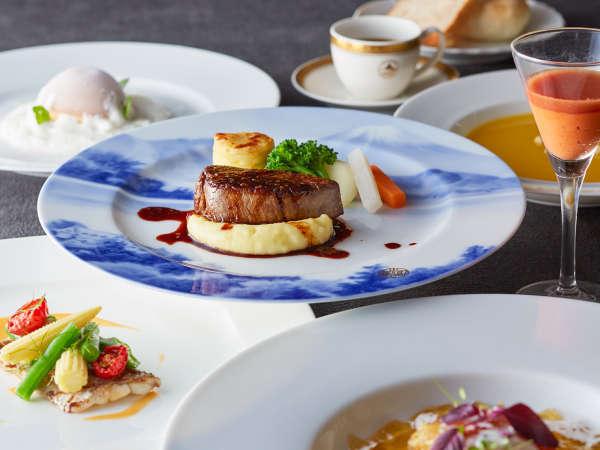 ワンランク上の夕食「富士屋浪漫」6月~8月のメニュー