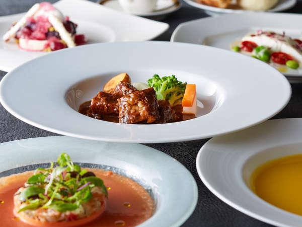 料理長おすすめディナー「セゾン」6月~8月のメニュー