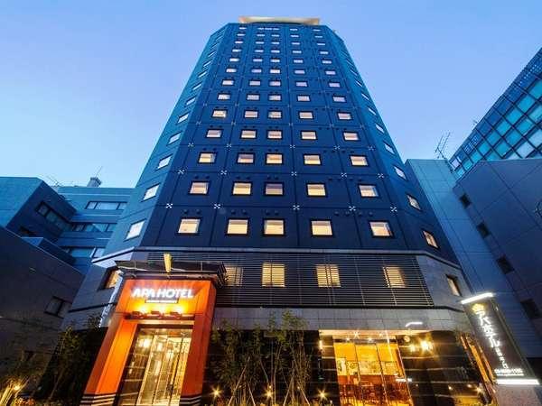 アパホテル<新橋 虎ノ門>