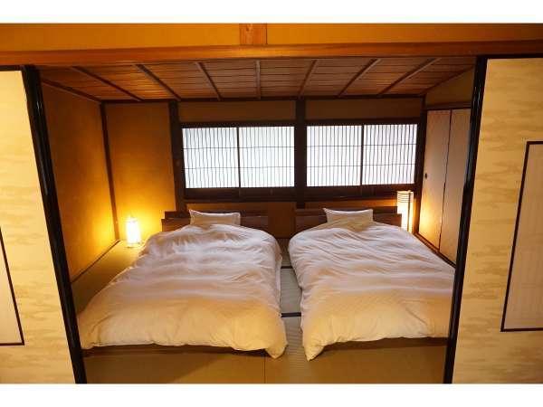 丹後街道たにぐち棟 ベッド寝室