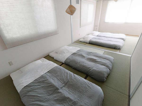 寝室(3F)