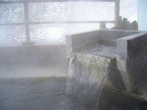 湯けむりに包まれながらポッカポカの温泉はいかがですか。