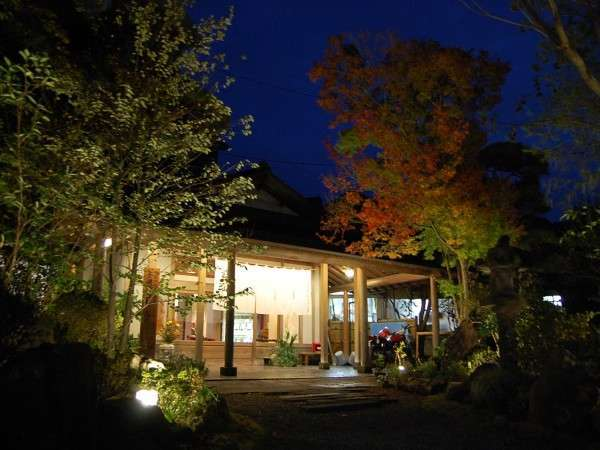 蘇山郷の外観