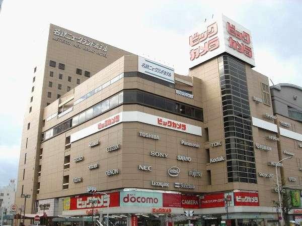 【早割14】素泊まり★JR名古屋駅から徒歩約1分★ビジネス、旅行に◎Wi−Fi接続無料◎