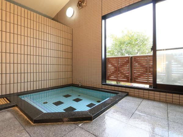 お風呂で、湯ったりと温泉気分を満喫♪