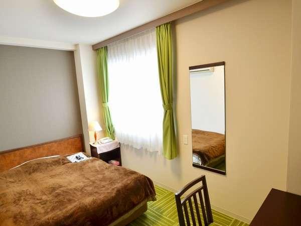 シングルルーム (ダブルサイズベッド)素泊まりプラン