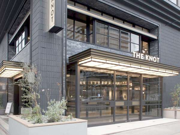ホテル・ザ・ノット ヨコハマ(旧:横浜国際ホテル)の外観