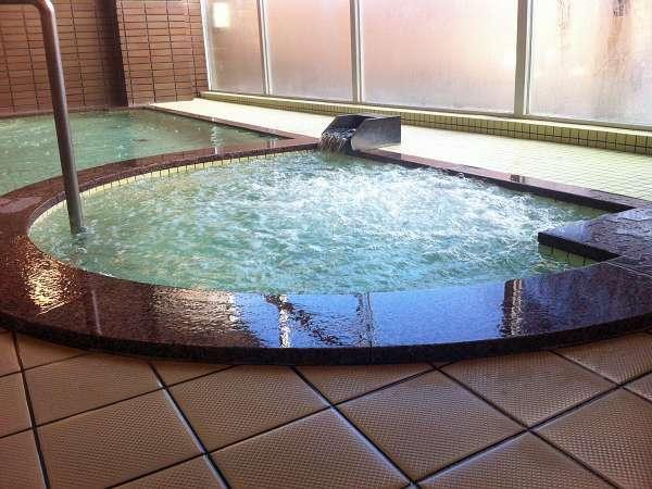 *キャンプ場より徒歩7分のアグリ工房まあぶ内にある温泉施設(夏季)