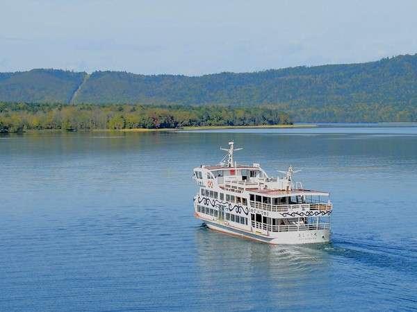 【遊覧船チケット付】船上から優雅に景色を愉しむ!遊覧船チケット付きプラン/美味百選バイキング
