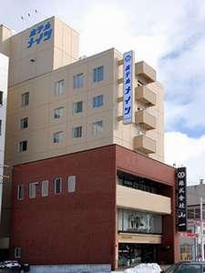 ホテルメイツ旭川の外観