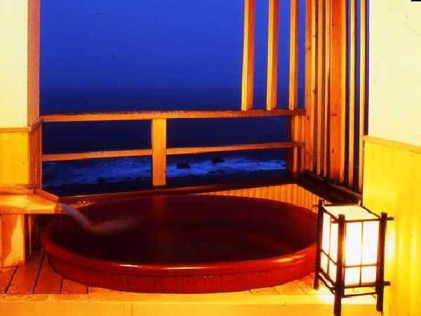 12畳タイプ露天風呂付客室の一例