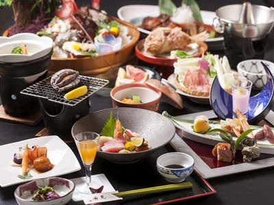 【最上級】部屋食で味わう贅沢♪『鮑の踊り焼・金目鯛の温泉蒸し、伊勢海老のお造り』