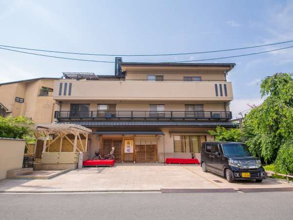 JAPANING HOTEL Liv 嵐楼閣の外観