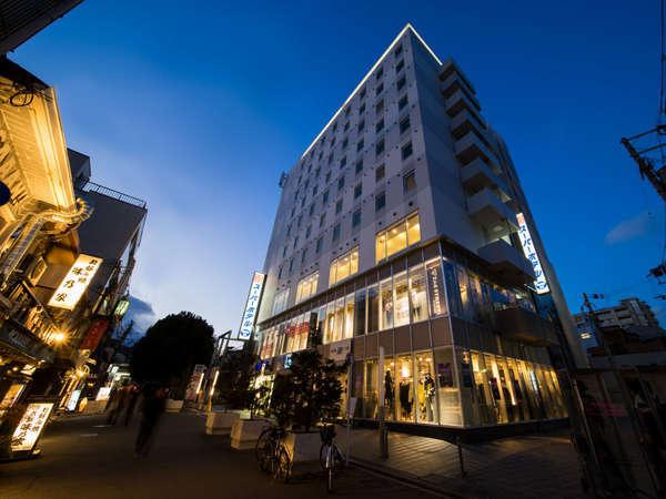 スーパーホテル京都・四条河原町 天然温泉 御所の湯