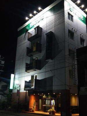 ビジネスホテル タカハシイン