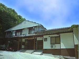 山荘 足軽旅館の外観