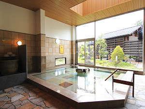 得得【天然温泉大浴場】◆【喫煙】【セミダブル2名】【朝食なし】プラン