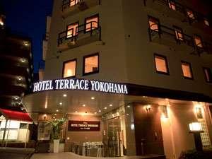 ホテルテラス横浜の外観