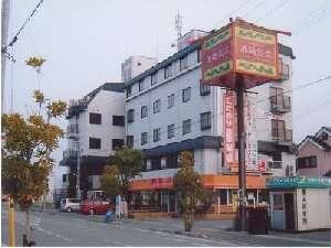 あこうビジネスホテル桜館の外観