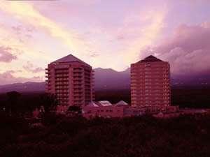 ホテルエピナール那須夕景