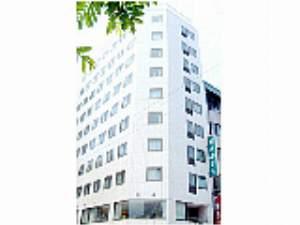 広島リッチホテル並木通りの外観