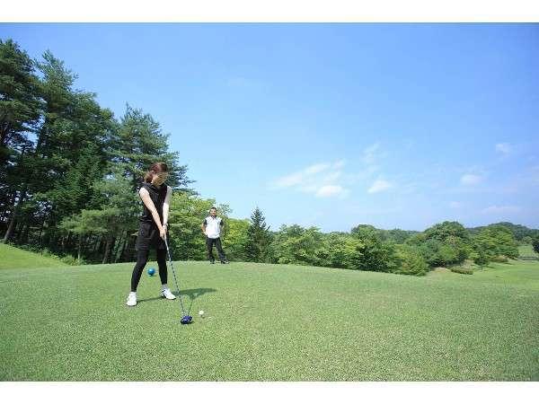 【当日+翌日プレー】贅沢和フレンチ1泊2食付ゴルフプラン「那須の大自然でナイスショット」≪2ラウンド≫