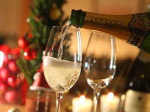 〜Anniversary〜特典をチョイス【ケーキor花束】&スパークリングワイン!誕生日や記念日に…