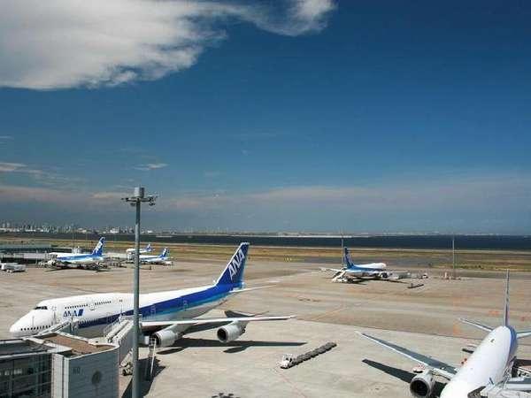素泊まりプラン■羽田空港から最短10分!