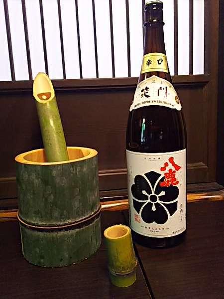 酒好きの方必見!!【かっぽ酒】プラン