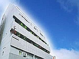 プラザ芙蓉ホテルの外観