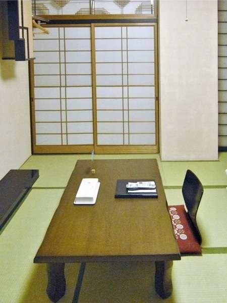 【和室6畳(独立型バス&トイレ付・禁煙室)プラン】