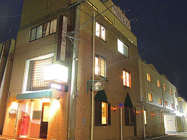 パーソナルホテルYOU武雄の外観