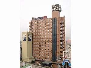 ホテル・アルファ−ワン徳山