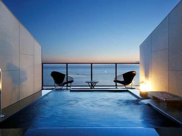 【売り切れ御免の訳ありプラン!!】海に浮かぶ天空の露天風呂付客室 特割プラン! 【七大グルメ】