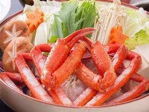 【冬特集】リブマックスリゾート奥道後<朝・夕食付>夕食UPグレード+カニすき焼プラン♪