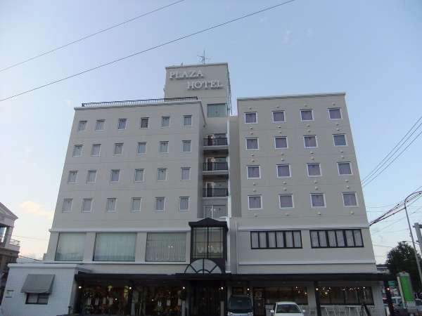 天草プラザホテルの外観