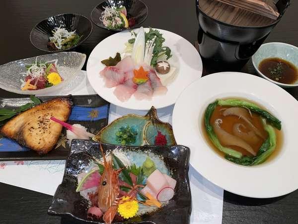 気仙沼へおいでよ♪海鮮料理セット