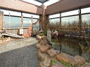 ◆圧巻!稚内のホテル唯一の見晴らしの良い露天温泉