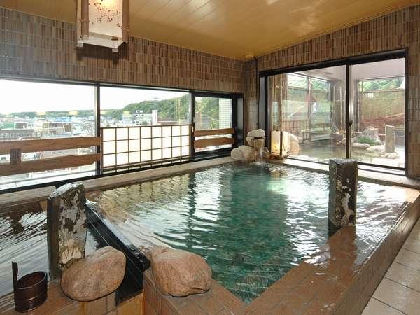 ◆【大浴場】女性内風呂。男女それぞれにサウナ・水風呂あり。ランドリーコーナーも併設しております。