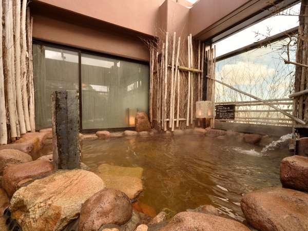 ◆【大浴場】女性大浴場露天風呂