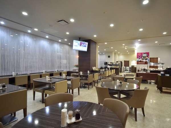 ◆【館内設備】朝食レストラン