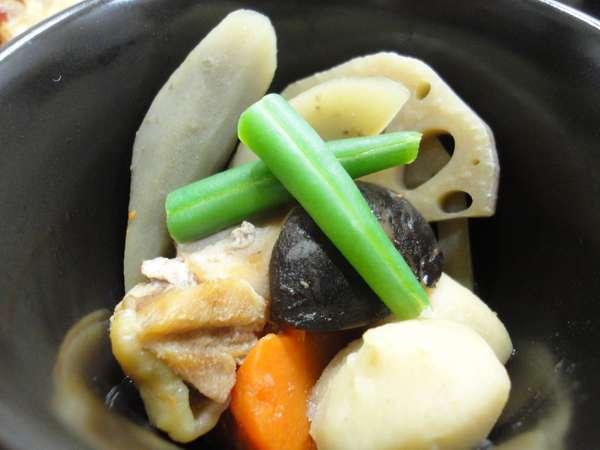 ◆朝食一例 (季節によってメニューは変わります。)