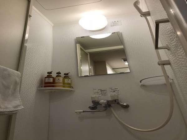 全客室シャワーブース