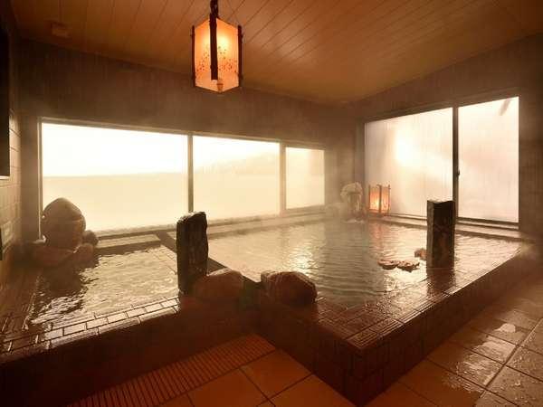 ◆【大浴場】天然温泉天北の湯