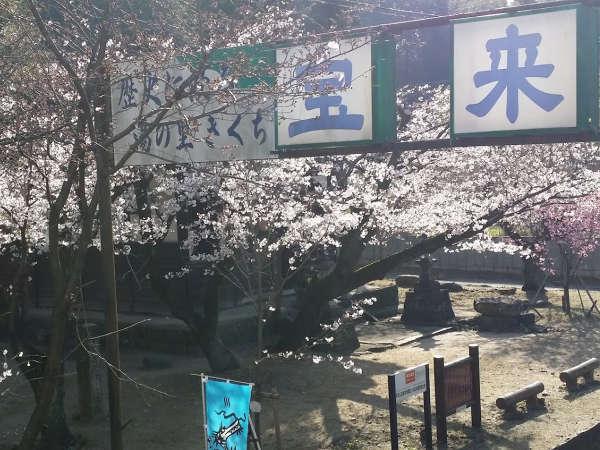 菊池温泉 宝来館