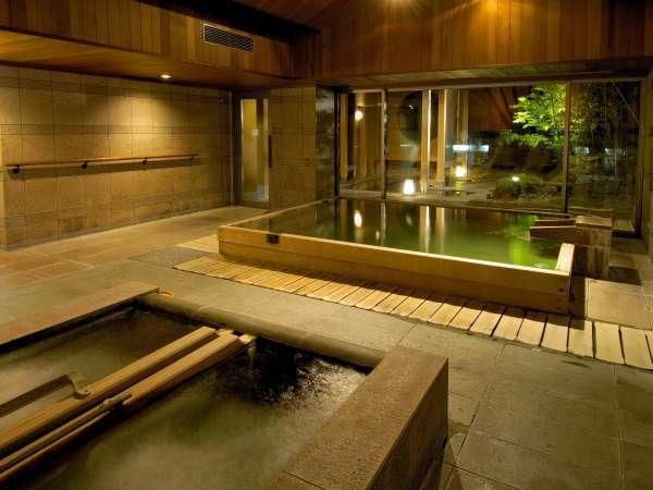 【貴天】露天風呂やラディアントバスの他、おがくず風呂など 写真提供:じゃらんnet