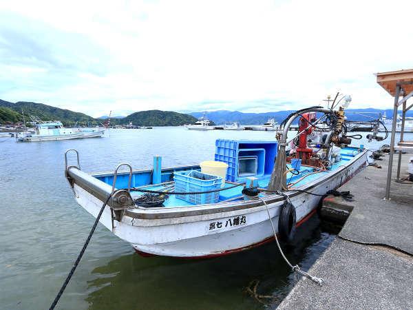 【釣り船】フィッシングの方大歓迎♪