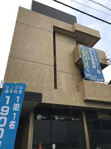 ウィークリー翔ホテル各務原